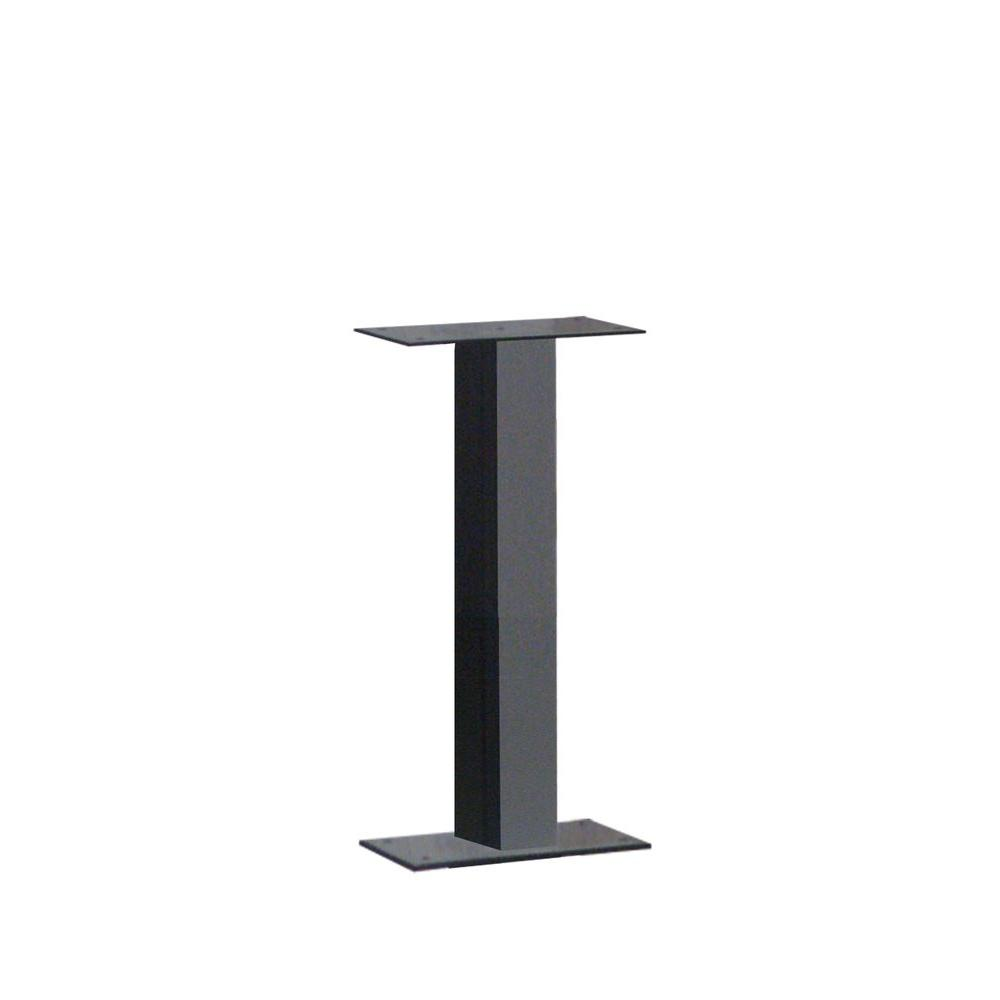 Architectural Mailboxes 28 in. Galvanized Steel 1-Mailbox Post