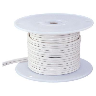 25 ft. White Indoor Lx Cable