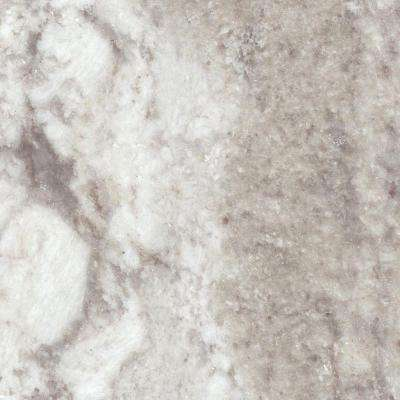 4 in. Stone Effects Vanity Top Sample in Winter Mist