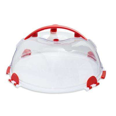 Fold-n-Store Cake Carrier with Lid
