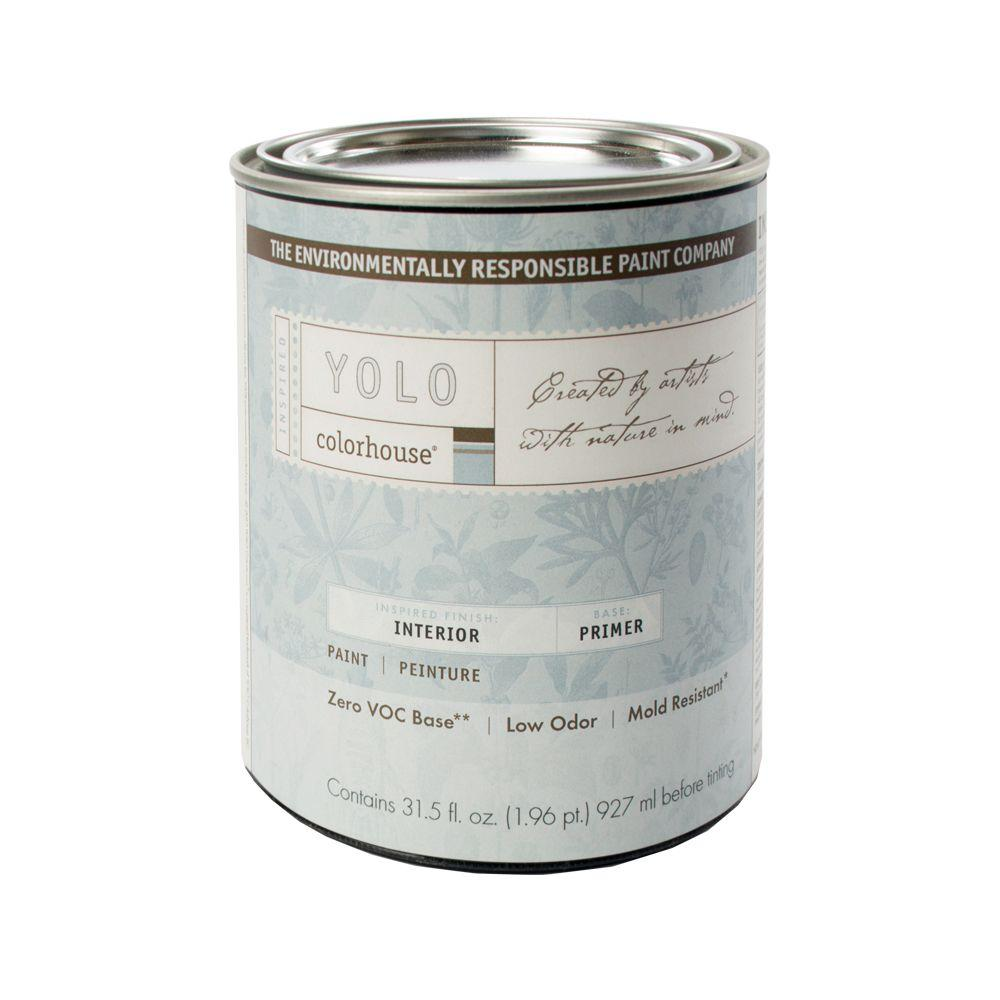 YOLO Colorhouse 1-Qt. Interior Primer-DISCONTINUED