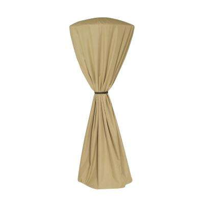 Khaki Full Size Patio Heater Cover