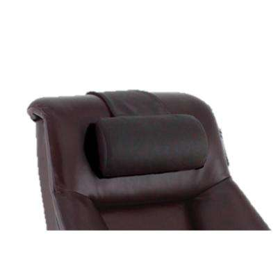 Oslo Collection Merlot Burgundy Top Grain Leather Cervical Pillow