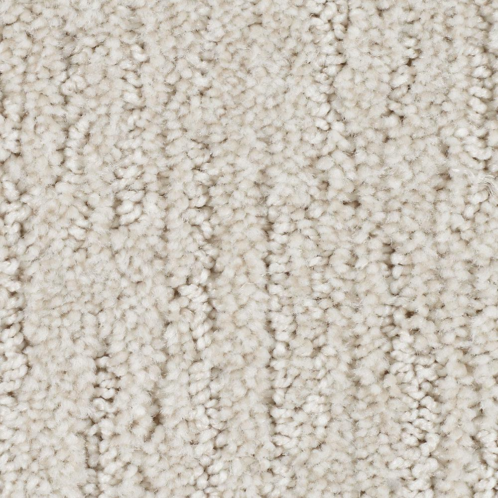 LifeProof Chester-Color Heirloom Textured 12 ft. Carpet