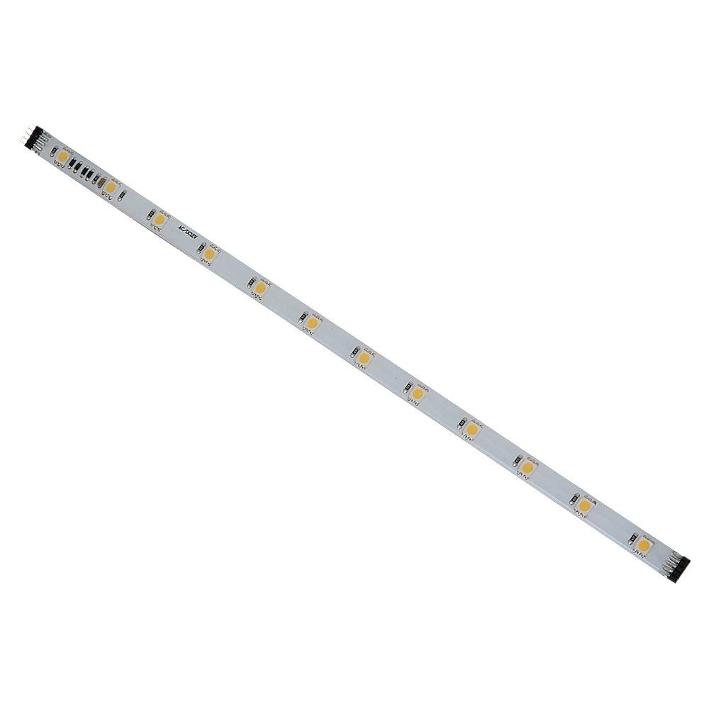 Sea Gull Lighting Ambiance 12 in. 12-Volt LED White Bulk Tape Sections (3000K)