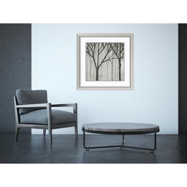 Amanti Art 30 in. W x 30 in. H ''Spring Trees