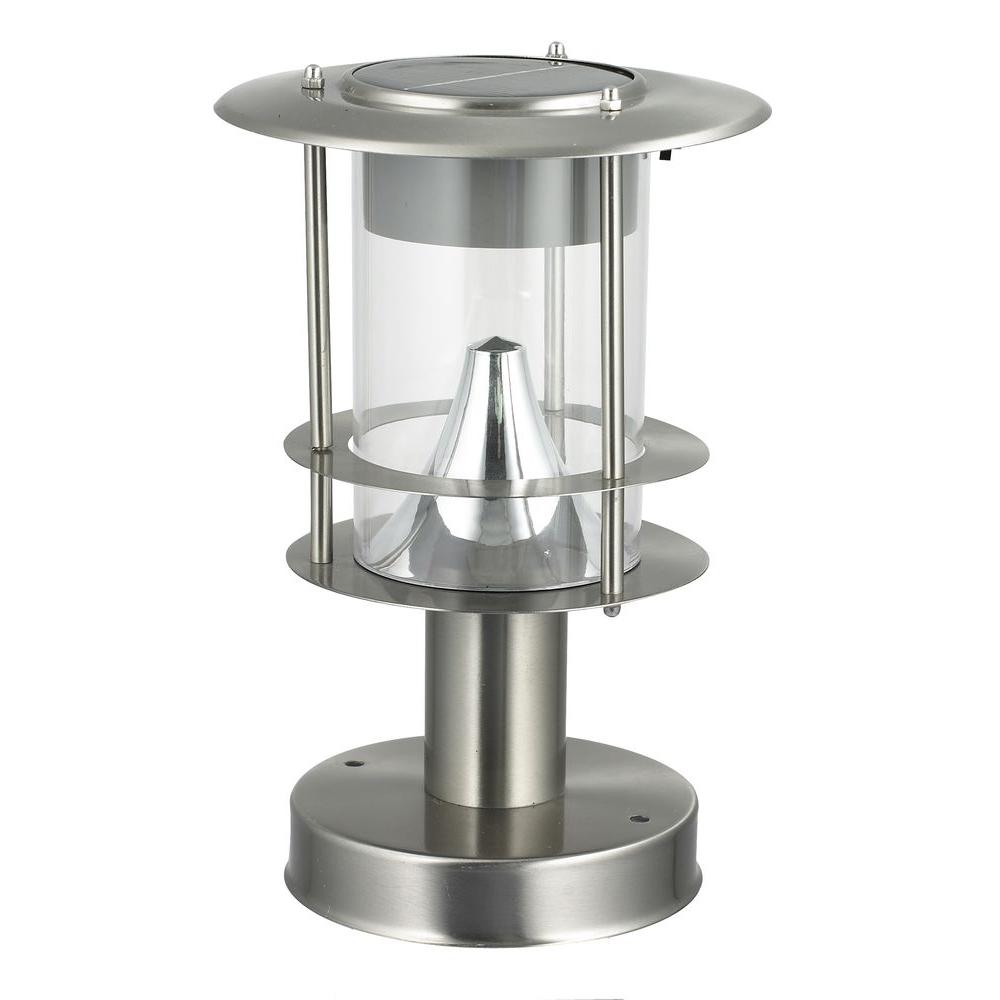 Unique Arts New Stainless Steel Lighthouse LED Deck Post Light-DISCONTINUED