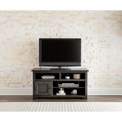Sonoma 50 in. Storm Wood TV Stand Fits TVs Up to 55 in. with Storage Doors