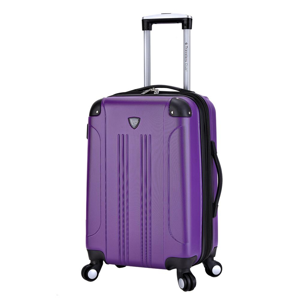 20 in. Hardside Carry-On with Spinner Wheels