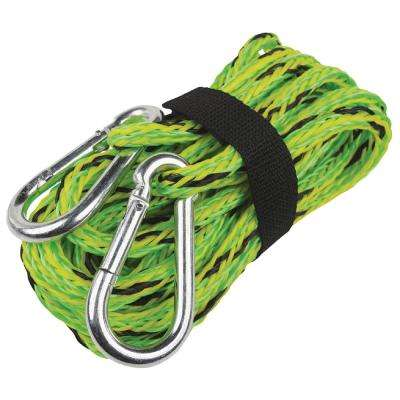 3/8 in. x 20 ft. Tow Rope for PWC