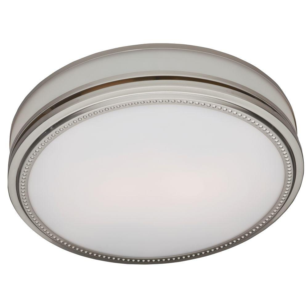 Hunter riazzi decorative 110 cfm ceiling bath fan with cased glass hunter riazzi decorative 110 cfm ceiling bath fan with cased glass and night light aloadofball Image collections