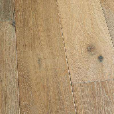 French Oak Belmont 1/2 in. Thick x 7 1/2 in. Wide x Varying Length Engineered Hardwood Flooring (23.32 sq. ft./case)