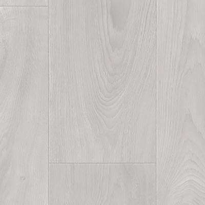 Mild Grey Oak 13.2 ft. Wide x Your Choice Length Residential Sheet Vinyl Flooring