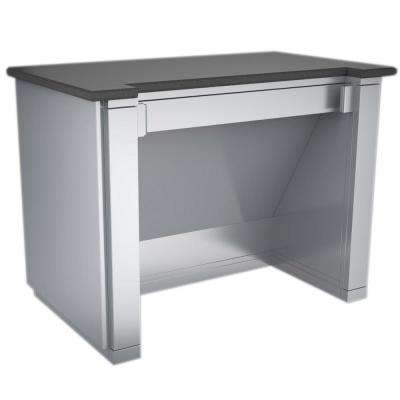 44 in. x 32 in. x 28.25 in. Stainless Steel ADA Compliant Combo Sink Outdoor Kitchen Cabinet