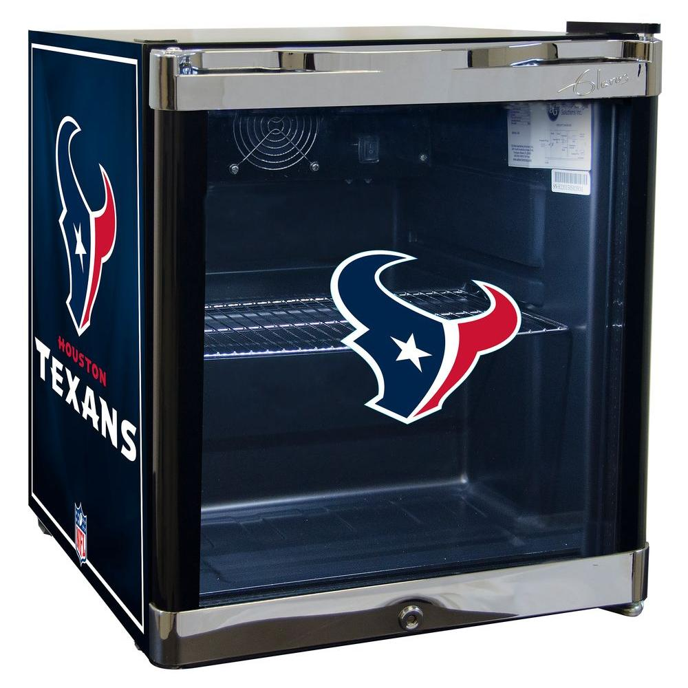 17 in. 20 (12 oz.) Can Houston Texans Beverage Center