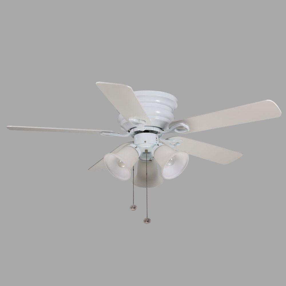 Clarkston 44 in indoor brushed nickel ceiling fan with light kit indoor brushed nickel ceiling fan with light kit cf544peh bn the home depot aloadofball Gallery