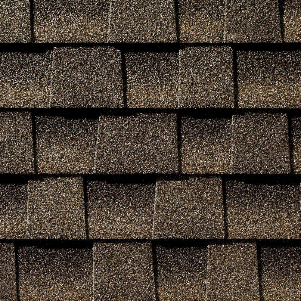Timberline ArmorShield II Barkwood Lifetime Shingles (33.3 Sq. Ft. Per  Bundle)