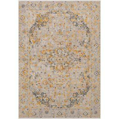 Oriental Modern Area Rugs The Home Depot Nazca Synthetic 3 X 5
