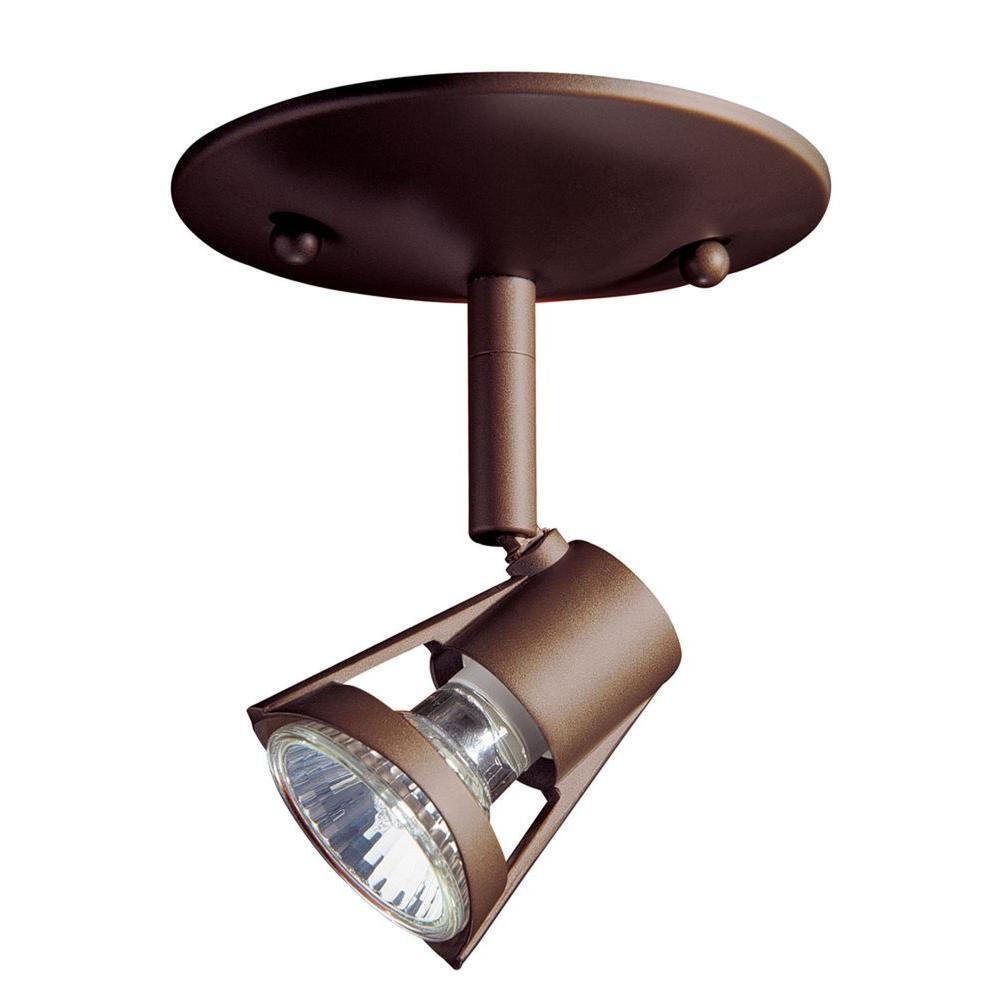 Filament Design Cassiopeia 1-Light Oil Rubbed Bronze Track Lighting Kit