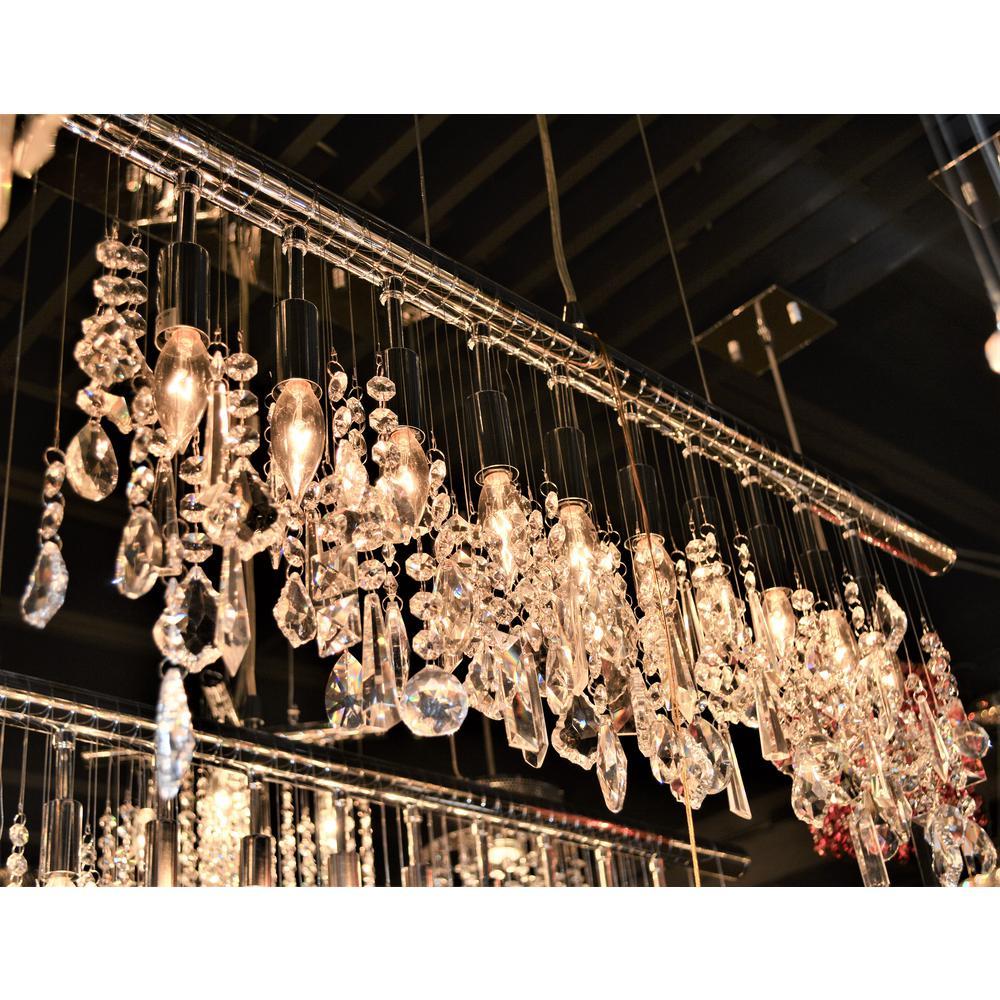 Worldwide Lighting Nadia Collection 10