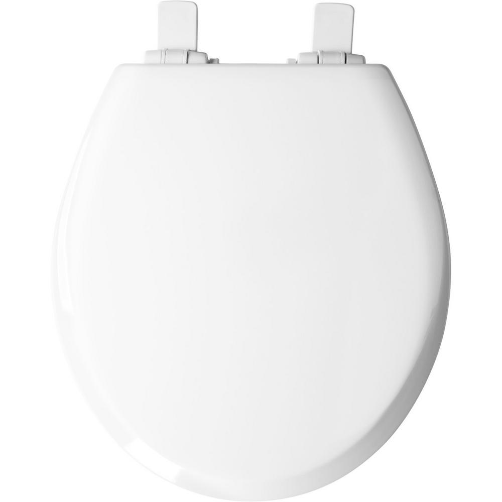 Prime Bemis Nextstep2 Childrens Round Closed Front Toilet Seat In White Dailytribune Chair Design For Home Dailytribuneorg