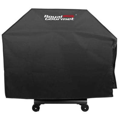64 in. L Heavy-Duty Oxford BBQ Grill Cover