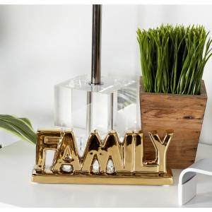 Indoor FAMILY Decorative Sign