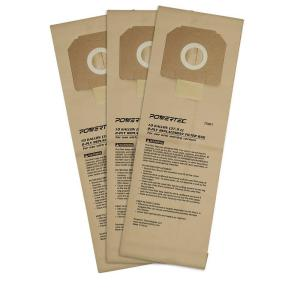 POWERTEC 10 Gal. High Efficiency Filter Bags for D27904 and Porter-Cable 7812... by POWERTEC
