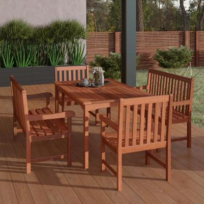 Milano 5-Piece Patio Dining Set