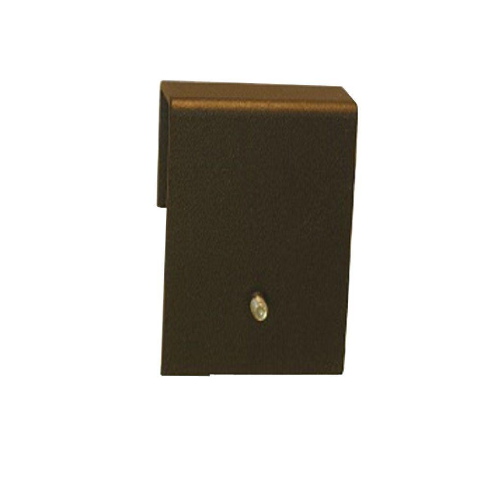 EZ Slide Cabinet Hardware 2 in. No Drilling Required Converter Fastener