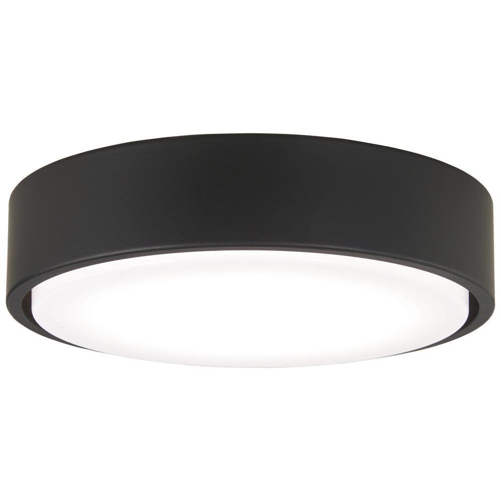 1-Light LED Coal Ceiling Fan Light Kit