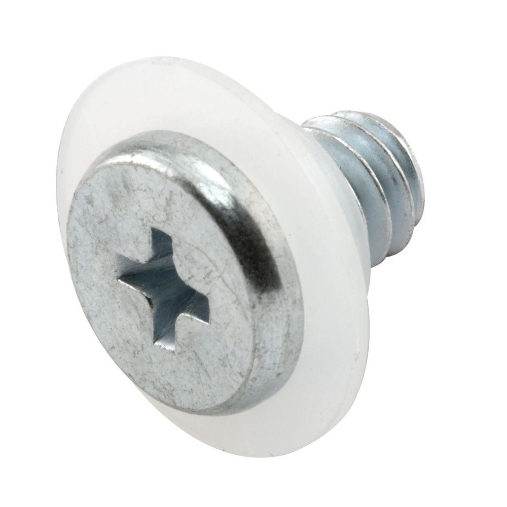 Prime-Line Awning Link Repair Bolt And Bushing 1/4-20 Steel/Nylon
