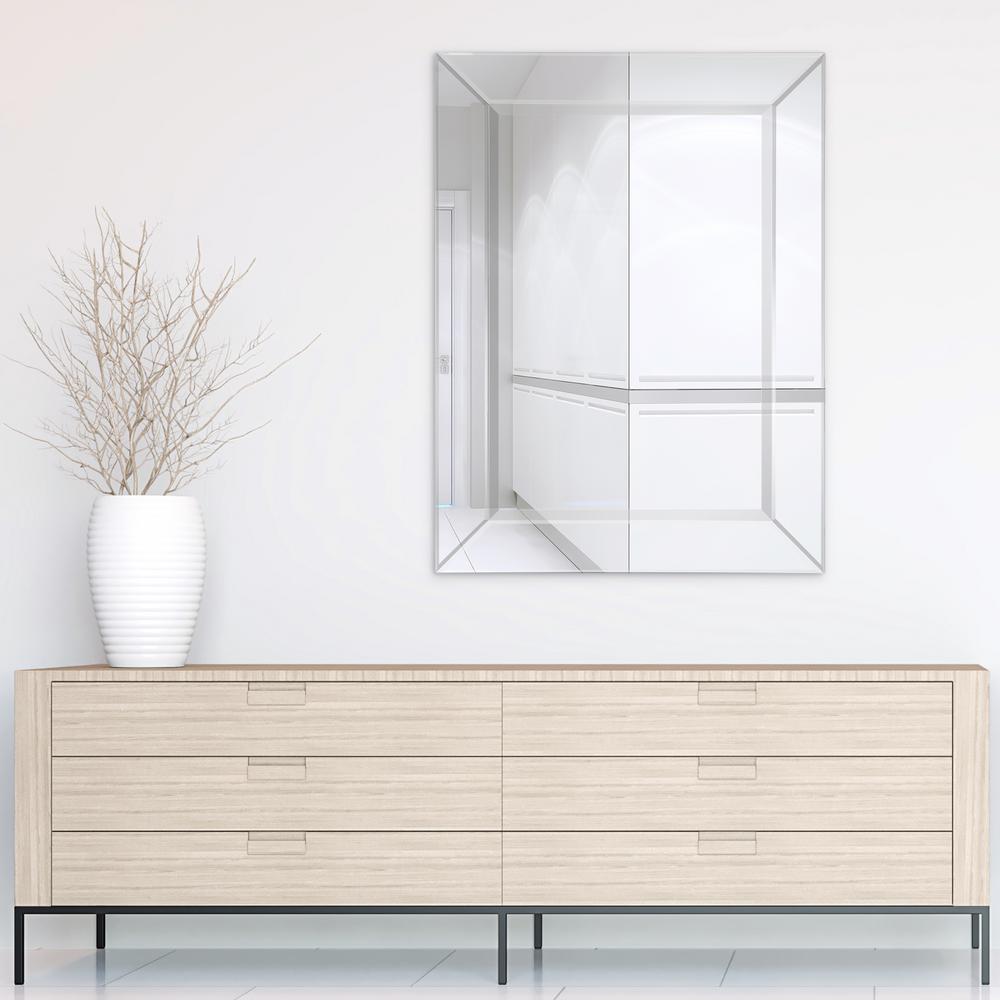 Moderno Beveled Wall Mirror