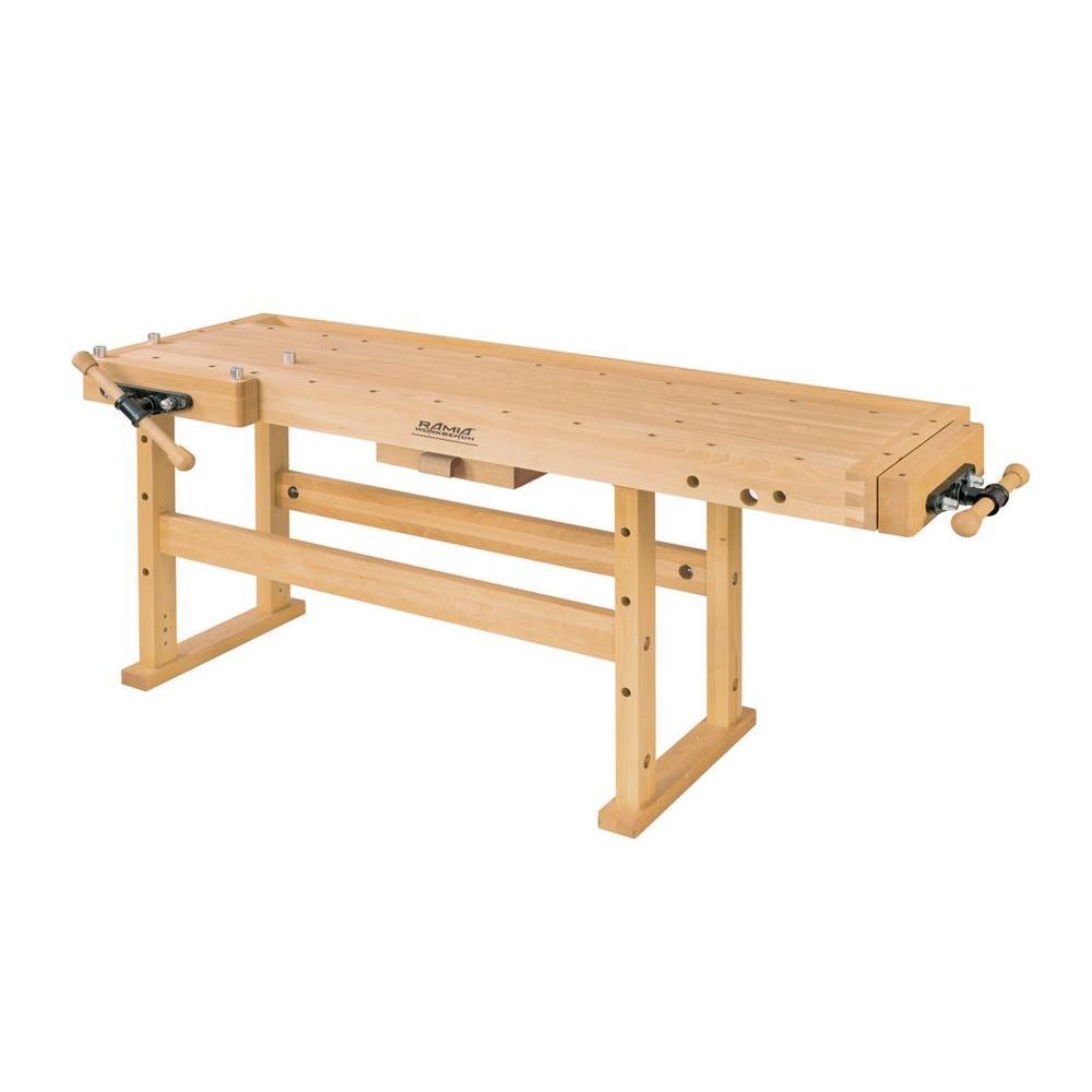 Phenomenal Star 6 Ft Beech Workbench Spiritservingveterans Wood Chair Design Ideas Spiritservingveteransorg