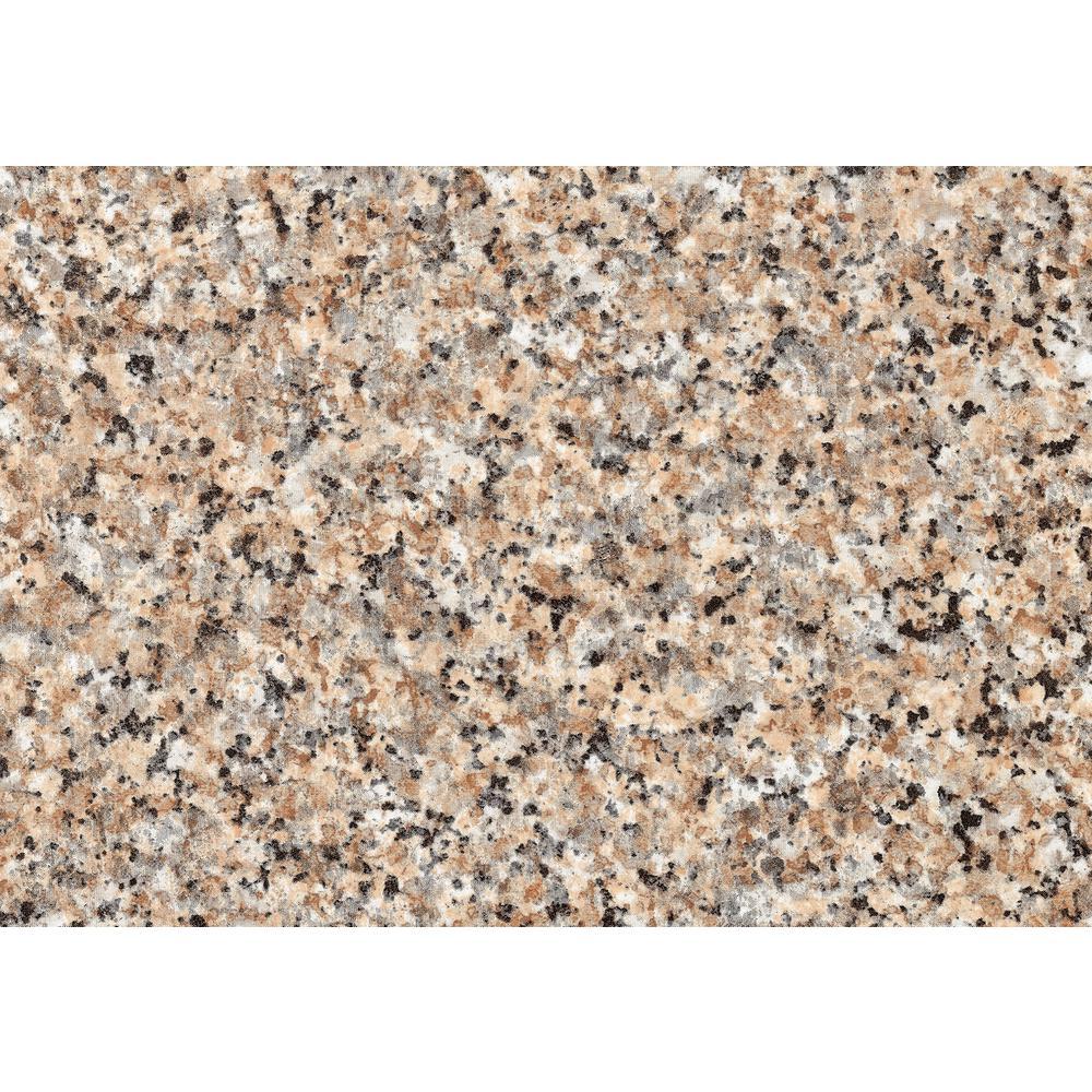 Brown Granite Self Adhesive Decor Film