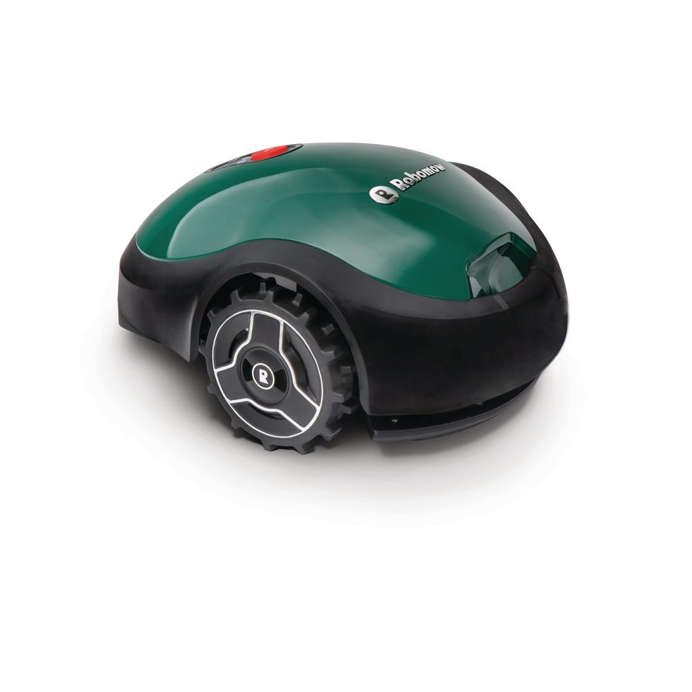Robomow RX20 7 inch 4.3 Ah Lithium-Ion Robotic Lawn Mower (Up to 1/20 Acre)