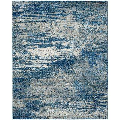 Relatively Safavieh - Distressed - Blue - Area Rugs - Rugs - The Home Depot NA05