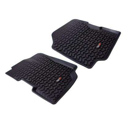 Rugged Ridge Floor Mats Interior