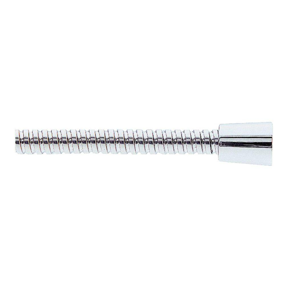 Delta 40 in. Stainless Steel Hand Shower Hose in Chrome