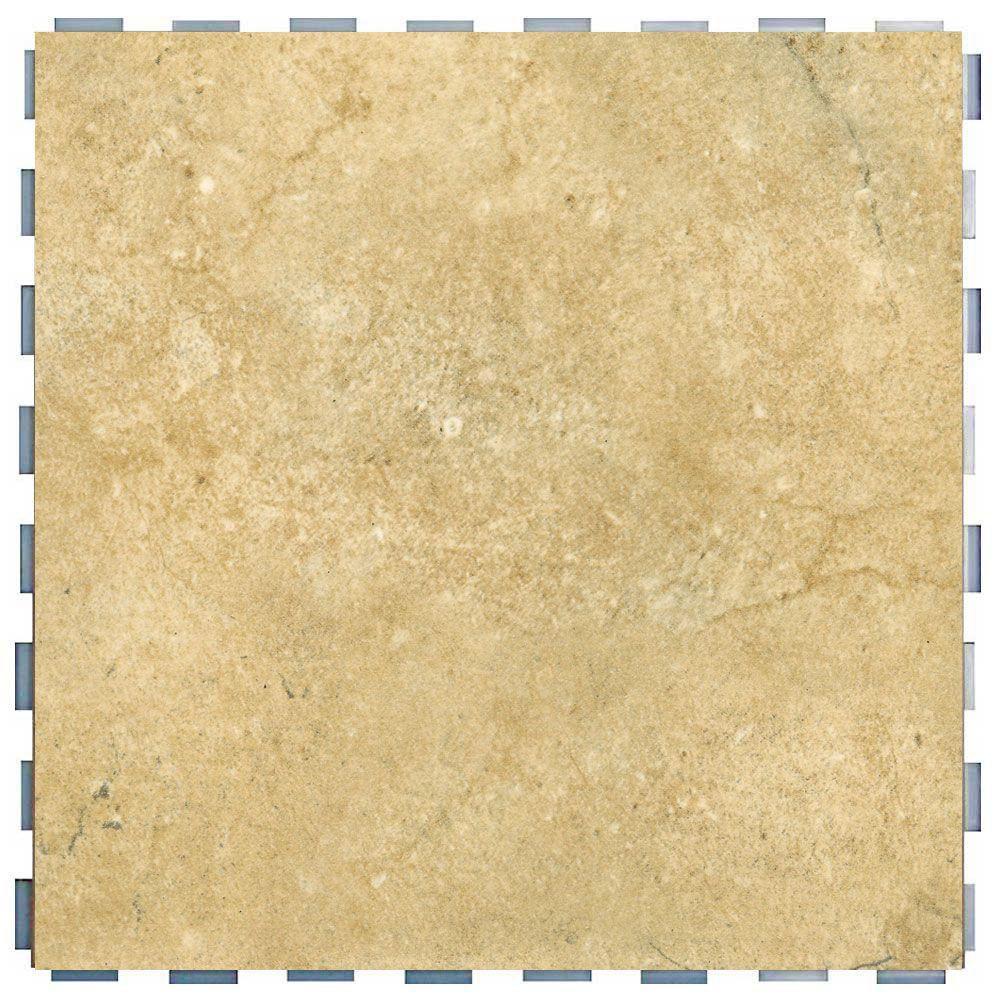 SnapStone Nutmeg 12 in. x 12 in. Porcelain Floor Tile (5 sq. ft. / case)