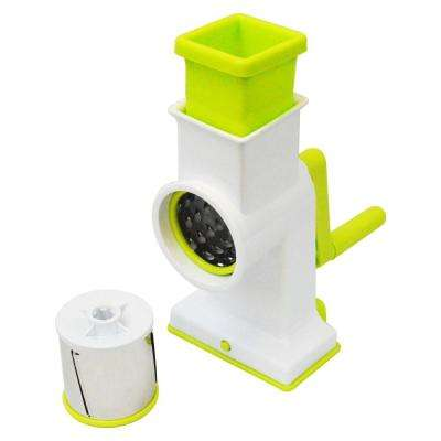 Deluxe 2 in 1 Drum Grater and Shredder