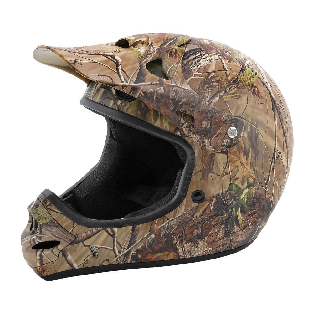 Raider Small Adult Realtree APG MX Helmet
