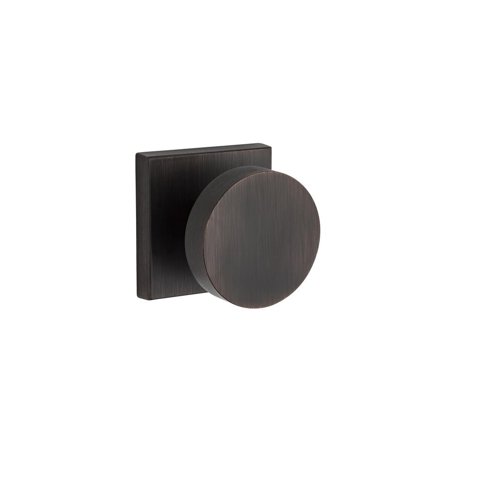Contemporary Reserve Venetian Bronze Hall/Closet Knob