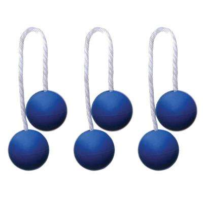 Blue Replacement Bolas (3 Count)