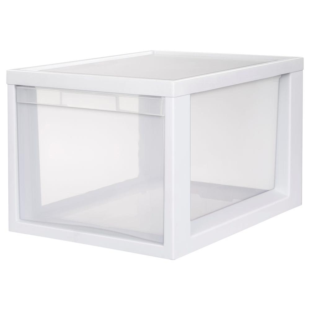bin tubs with drawer boxes lid plastic transparent stackable storage coloured baskets mini drawers large decoration single cube box