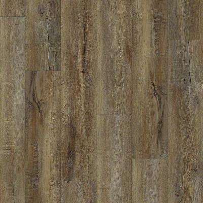 Alliant 7 in. x 48 in. Trail Resilient Vinyl Plank Flooring (34.98 sq. ft. / case)