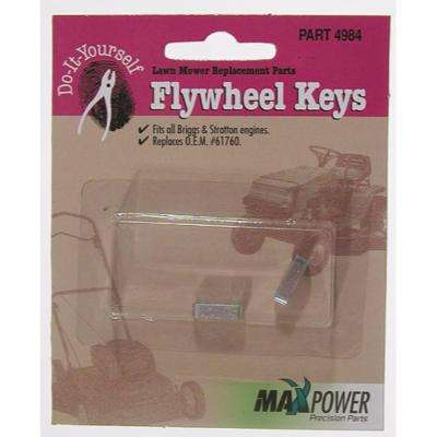 Flywheel Keys for Lawn mowers