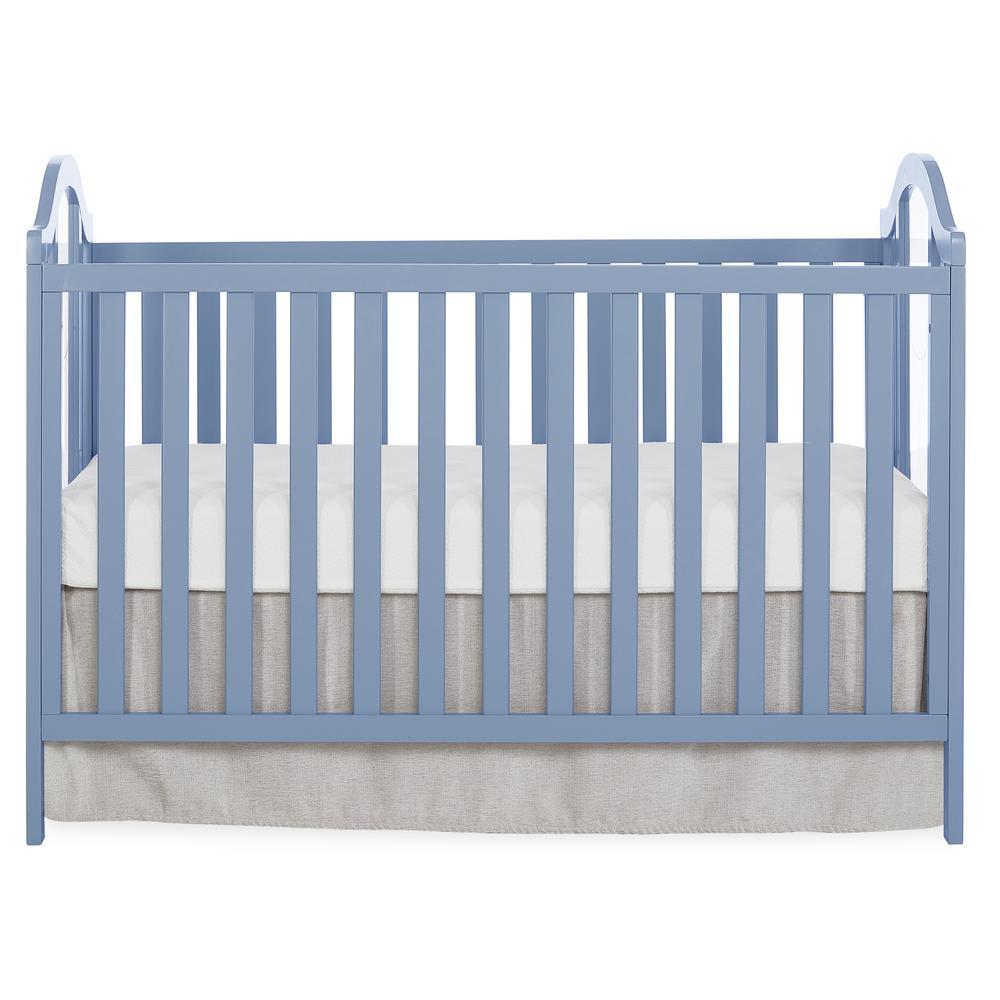 Ariel Dusty Blue Convertible Crib