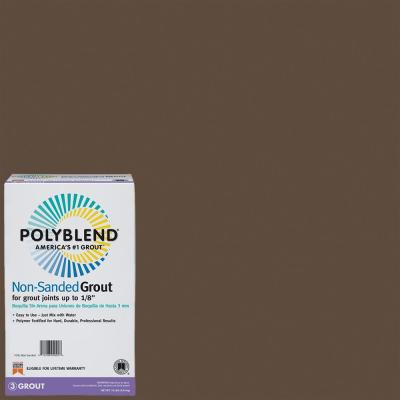 Polyblend #646 Coffee Bean 10 lb. Non-Sanded Grout