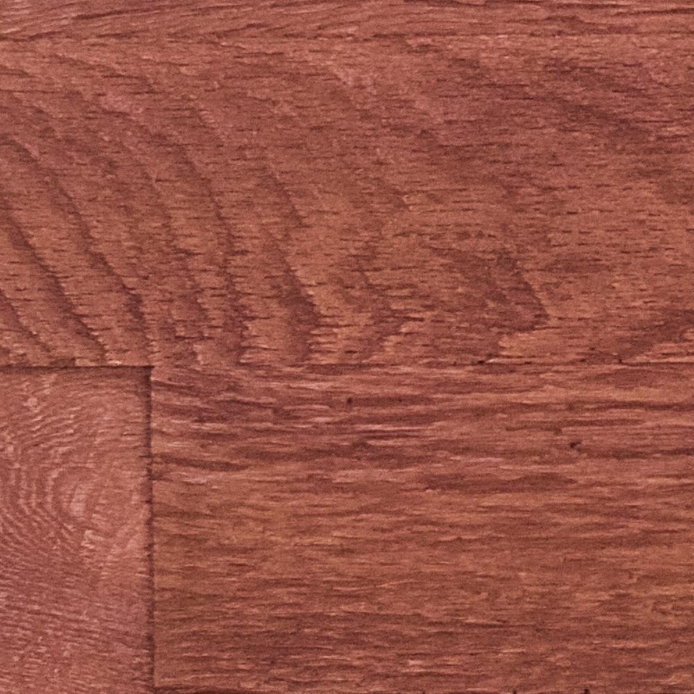 Superior Building Supplies 10 in. x 10 in. Faux Barn Wood Panel Siding Sample Mahogany (Brown) This is a sample of the Superior Faux Barn wood Panel. The sample is a cut out of the actual panel finished in our Mahogany stain. The product size is approximate 10 in. x 10 in. Sample size may vary slightly. Each panel and sample are hand finished creating a natural wood feel. The tone may slightly vary.